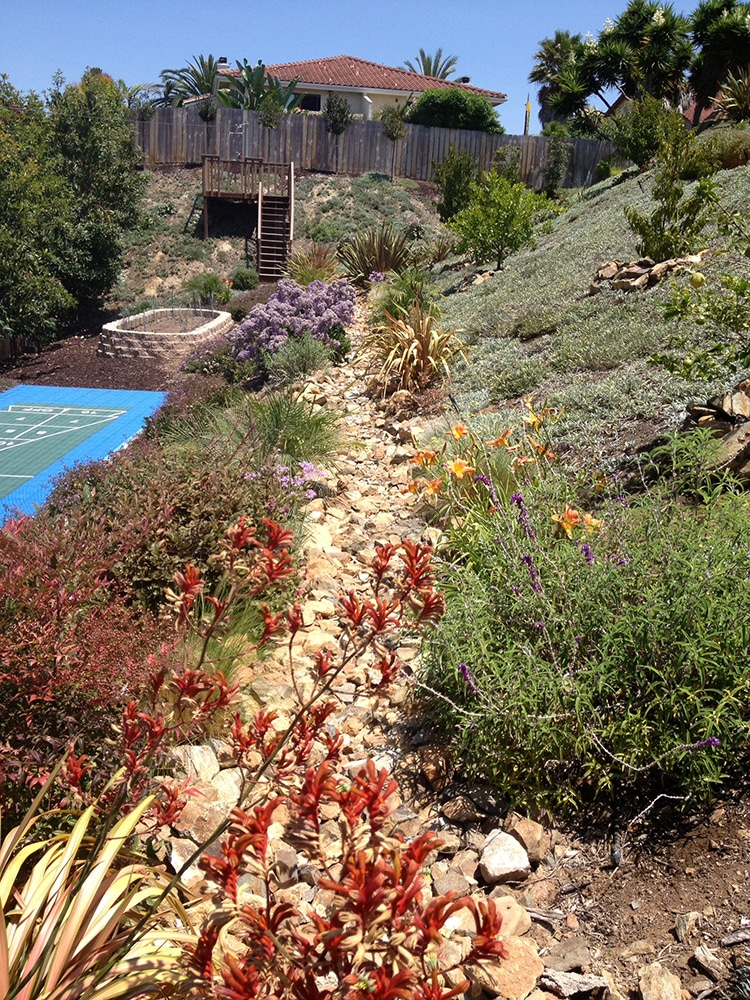 Custom Landscape Features San Diego