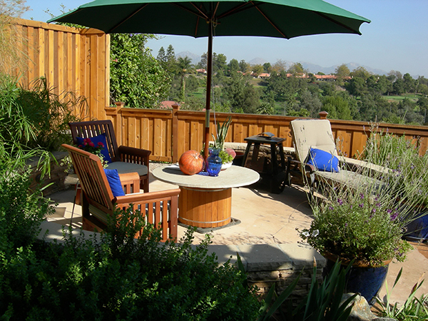 Patio Designer and Contractor San Diego