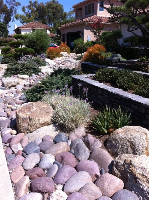 Dry River Bed Contractor