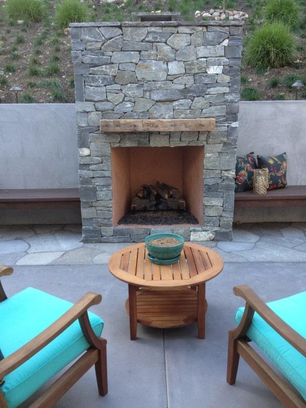 Custom Fireplace Builder