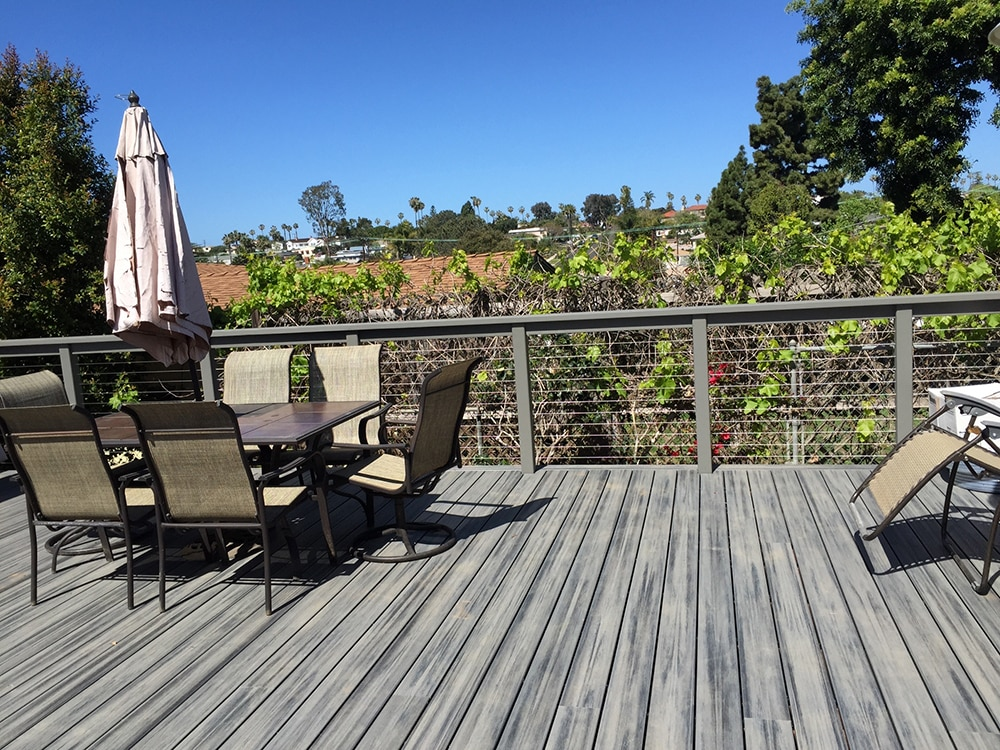 Deck and Patio Contractor San Diego