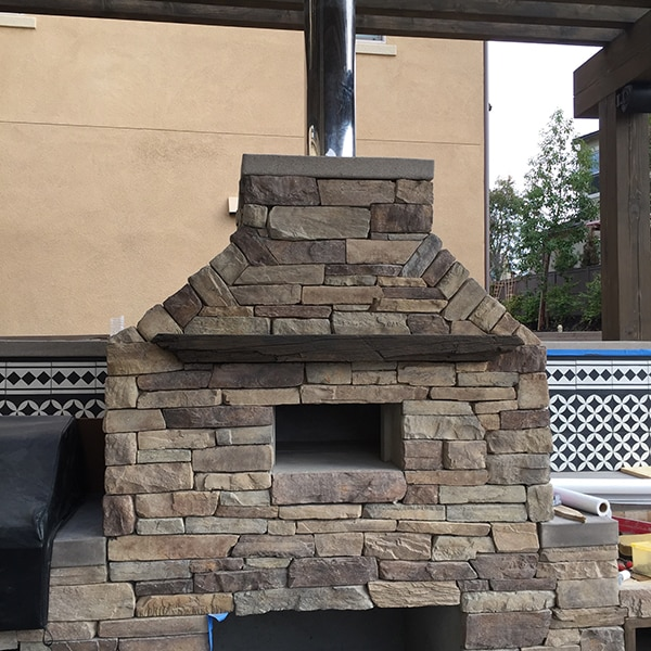 Outdoor Pizza Oven Contractor San Diego