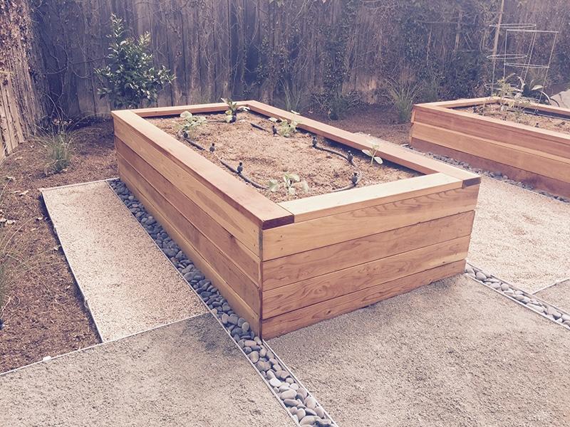 Garden Irrigation System San Diego